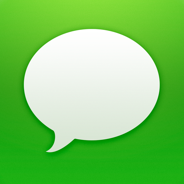 iMessage Icon